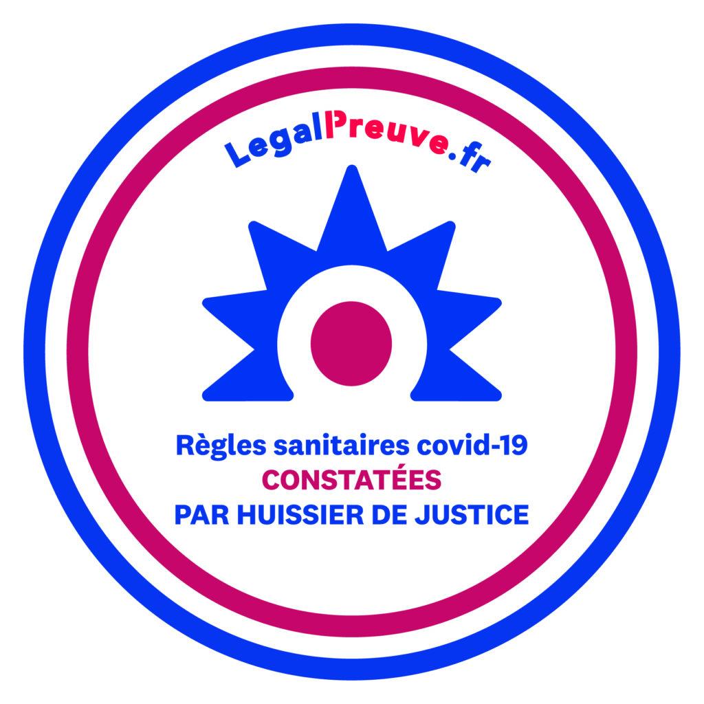 CONSTAT RÈGLES SANITAIRES COVID-19